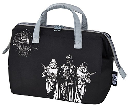 Star Wars Purse (Skater cold purse type lunch bag two-stage lunch for L Star Wars KGA2)