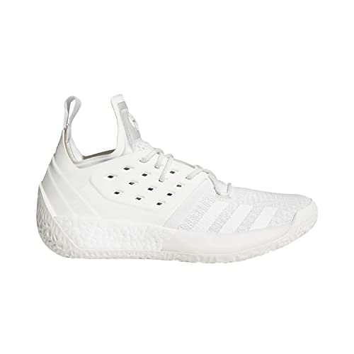check out 9cb65 e611f adidas Men s Harden Vol 2 Basketball Shoe Grey One Cloud White Size 7.5 M US