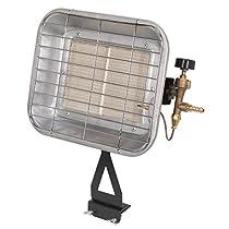 Sealey Space Warmer Propane Heater 9,200-17,000Btu/hr