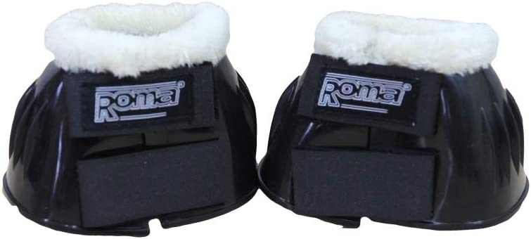 Roma Horse Bell Boots