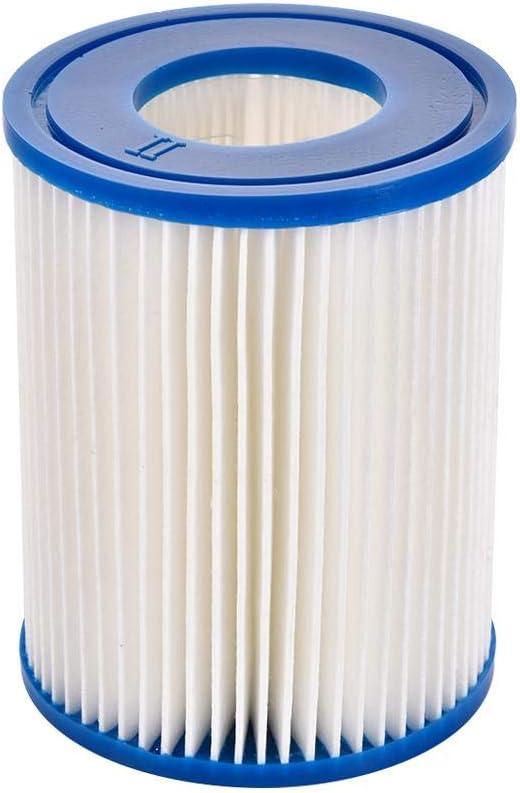 iBàste - Filtro de tamiz para Piscina Hinchable: Amazon.es: Hogar