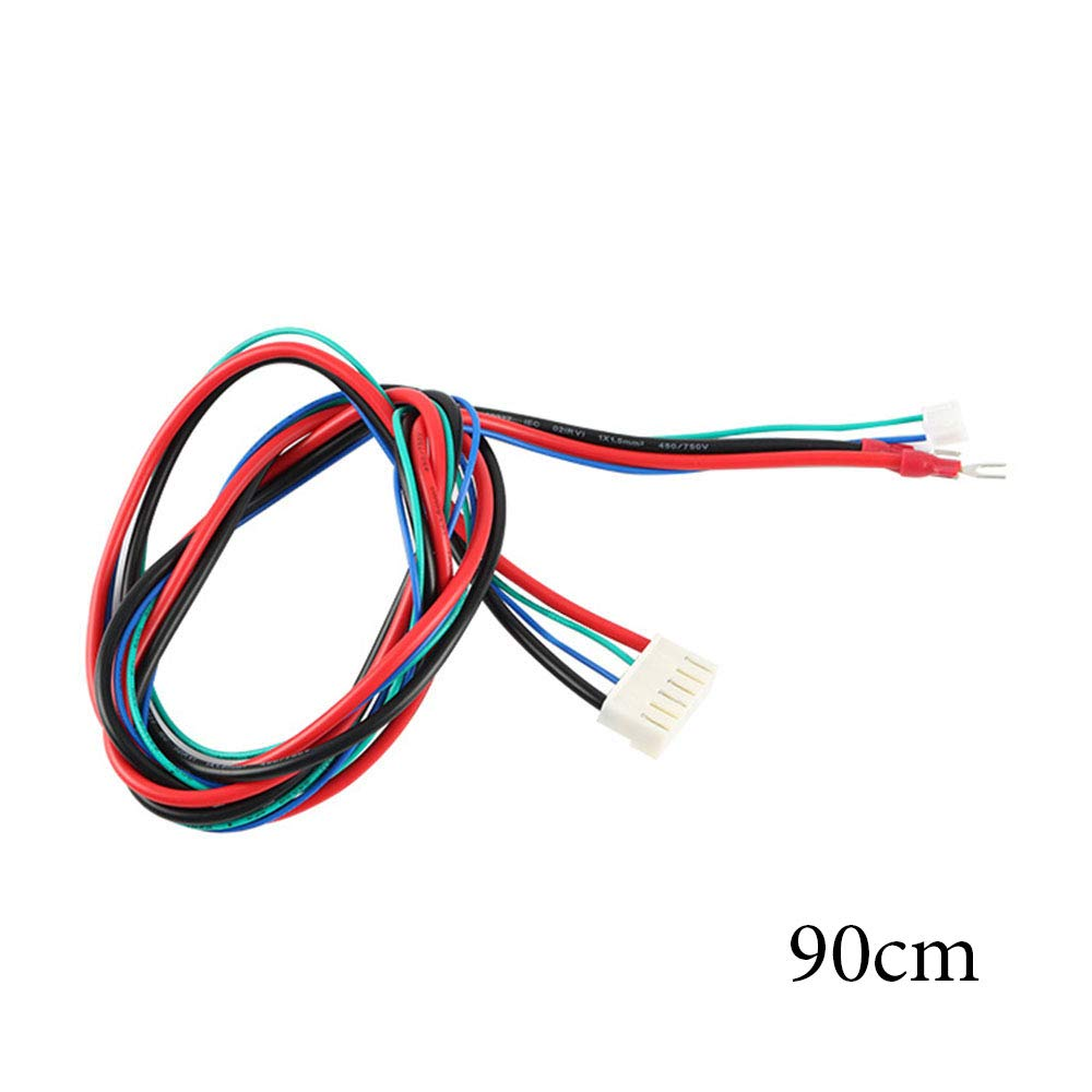 Turspit Anet A6 A8 - Cable Hotbed con termistor para Impresora 3D ...