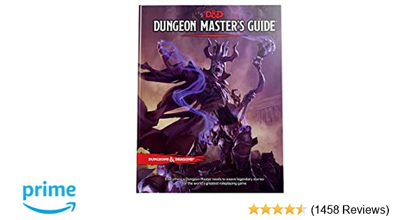 Dungeons & Dragons Dungeon Master's Guide (Core Rulebook