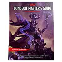 Wizards of the Coast: Dungeon Master's Guide (Dungeons & Dra (Dungeons & Dragons)