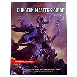 Dungeons & Dragons Dungeon Master's Guide (Core Rulebook, D&D