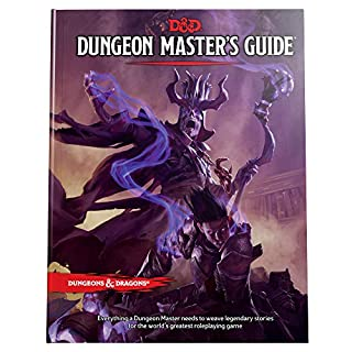 Dungeons & Dragons Dungeon Master's Guide (Core Rulebook, D&D Roleplaying Game) (0786965622) | Amazon Products