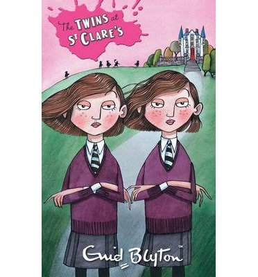 The Twins at St. Clare's (St Clare's) (Paperback) - Common