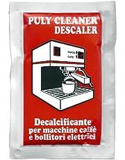 Puly Cleaner Pulyent30 Ontkalker voor koffiezetapparaat en koffiezetapparaat