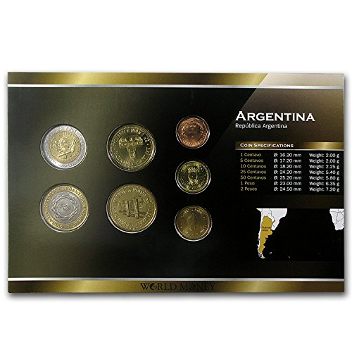 The 8 best argentina coins
