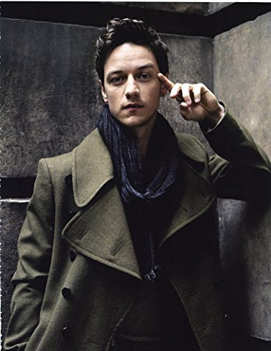 James McAvoy Actor Star Fabric Cloth Rolled Wall Poster Print