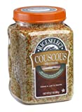 RiceSelect Tri-Color Couscous, 26.5-Ounce Jars (Pack of 4)