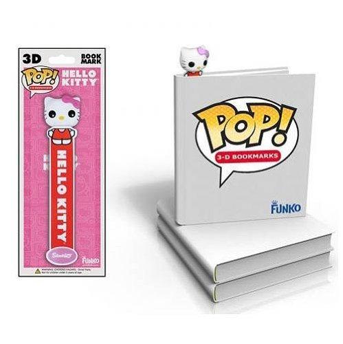 Hello Kitty Pop Vinyl 3D Bookmark ()