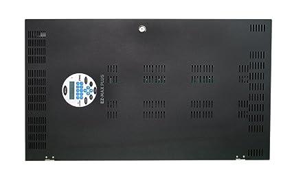 Leviton R24BD Ez-Max Plus 24 Panel de relé, 120 V, 277 V