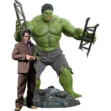 Movie Master Piece - Avengers: Bruce Banner and Hulk: Amazon ...