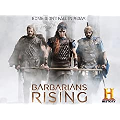 BARBARIANS RISING on Blu-ray, DVD and Digital HD September 27 from Lionsgate