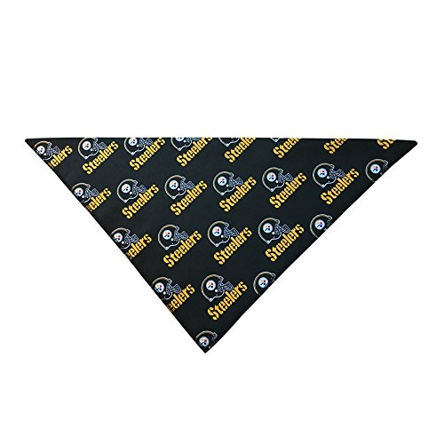 Pittsburgh Dog Bandana (Medium) by Precious Paw Prints Boutique