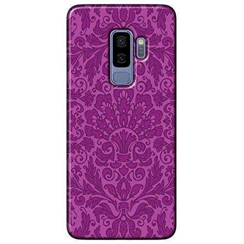 Capa Personalizada Samsung Galaxy S9 Plus G965 - Flores - TX61