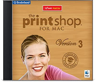 The Print Shop 3 for Mac - Academic Edition - 3-Computer Pack