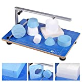 TOPCHANCES 220V Hot Wire Foam Cutter Foam Cutting Machine Table Tool Styrofoam Cutter