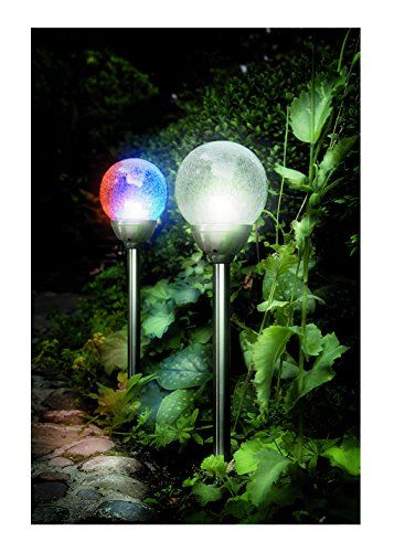Solar Garden Lights Cole And Bright