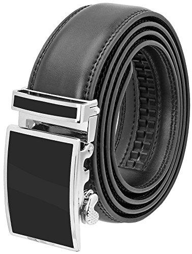 Falari Leather Holeless Automatic Adjustable product image