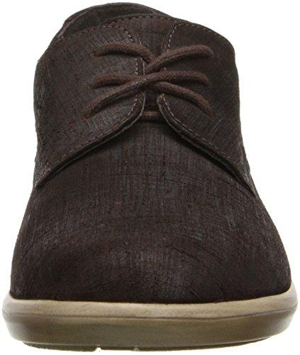 Brown Mine Kedma NAOT Leather Oxford Women's wnHqgCx8Z