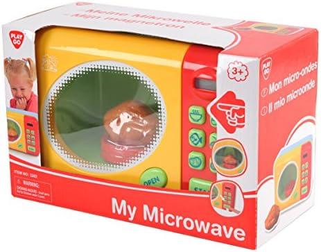 Playgo Rik Rok Microondas Amazon Es Juguetes Y Juegos