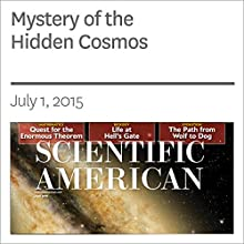 Mystery of the Hidden Cosmos Other by Bogdan A. Dobrescu, Don Lincoln Narrated by Mark Moran