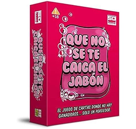 SD GAMES-Que no se te caiga el jabón (1): Amazon.es: Juguetes y juegos
