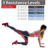 Insonder Resistance Bands Set - Skin Friendly Loop