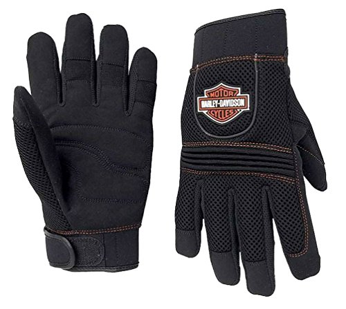Harley Motorcycle Gloves - 3