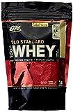 Optimum Nutrition Gold Standard 100% Whey Protein Powder, Vanilla Ice Cream, 1 Pound