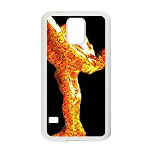 COBO Shiny goldeng Rolls-Royce sign fashion cell phone case for Samsung Galaxy S5