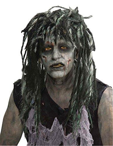 BESTPR1CE Zombie Wig Rocker Costume Accessory]()