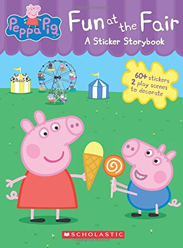 fun-at-the-fair-a-sticker-storybook-peppa-pig