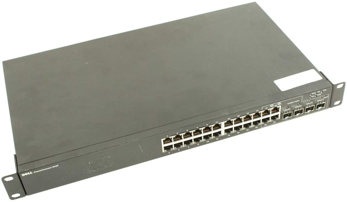 Dell PowerConnect 5424 Ethernet Switch - 24 Port - 4 Slot Dell5424