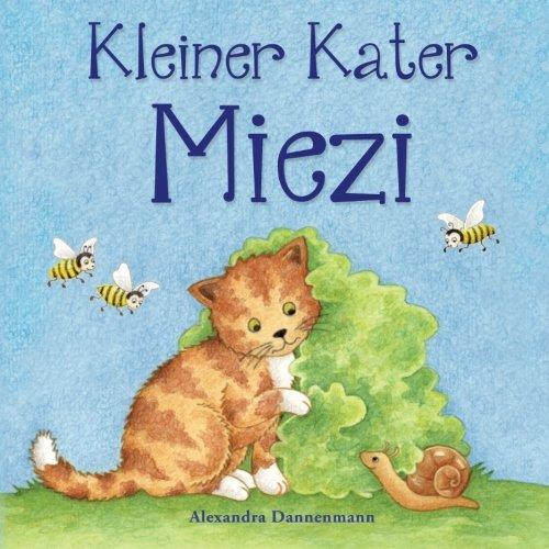 Kleiner Kater Miezi (German Edition)