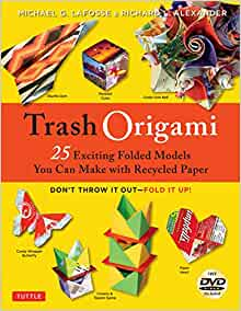 How to Make an origami candy dish « Origami :: WonderHowTo | 284x220