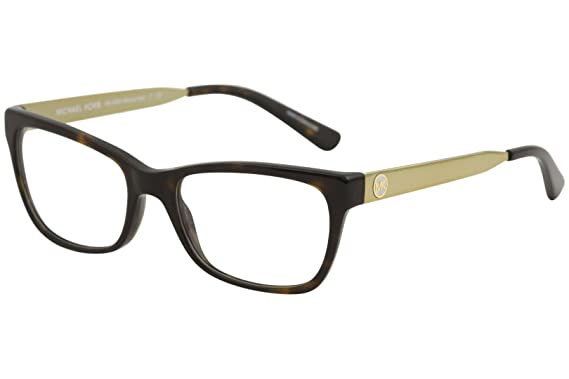 98c3c2a6ca Image Unavailable. Image not available for. Color  Eyeglasses Michael Kors  MK 4050 3293 DARK TORT