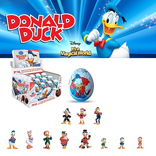 """Egg with a surprise Disney """"Donald Duck"""""""