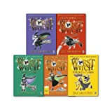 The Worst Witch Collection 5 Books Set By Jill Murphy, (The Worst Witch, Fun with the worst Witch, A Bad Spell for the Worst Witch, The Worst Witch Strikes Again,The Worst Witch All at Sea)