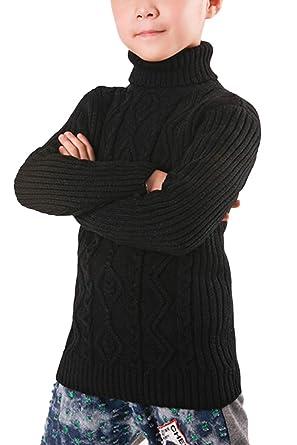 a7d4566e61c3 Amazon.com  Bai You Mei Baby Boys Girls Long Sleeve Knit Sweater ...