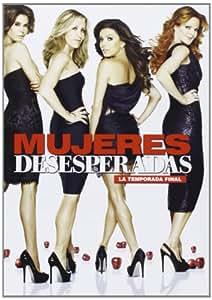 Mujeres Desesperadas - Temporada 8 [DVD]