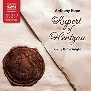 Rupert of Hentzau Audiobook