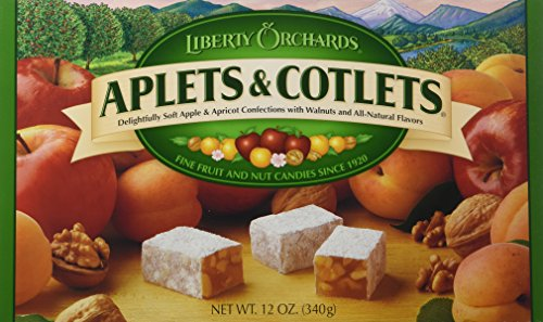 Liberty Orchards Aplets & Cotlets 12oz