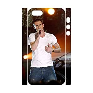 C-EUR Cell phone Protection Cover 3D Case Adam Levine For Iphone 5,5S