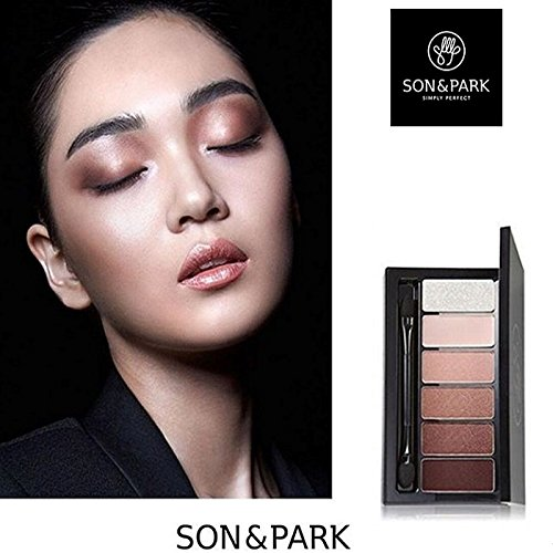 SON-PARK-ALL-THAT-SHIMMERING-KIT-EYE-SHADOW-PALETTE100-Authentic-direct-from-Koreaw-Gift-sample