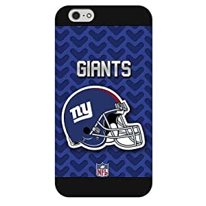 """meilinF000UniqueBox Customized NFL Series Case for iPhone 6+ 5.5"""", NFL Team New York Giants Logo iPhone5c 5.5meilinF000"""