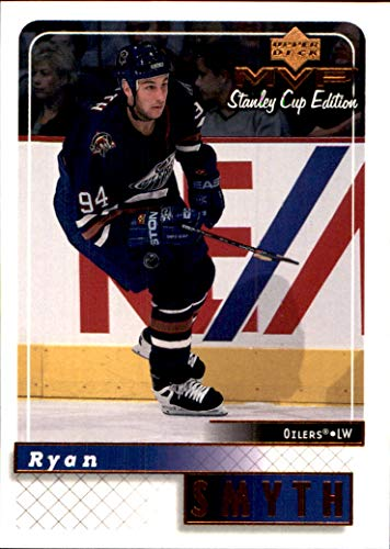 (1999-00 Upper Deck MVP Stanley Cup Edition #74 Ryan Smyth EDMONTON OILERS)
