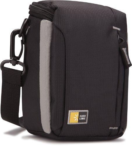 (Case Logic TBC-304 Compact Camcorder/High Zoom Camera Case (Black))